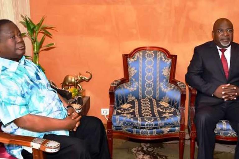Dominique Adjé réjoint Henri Konan Bédié