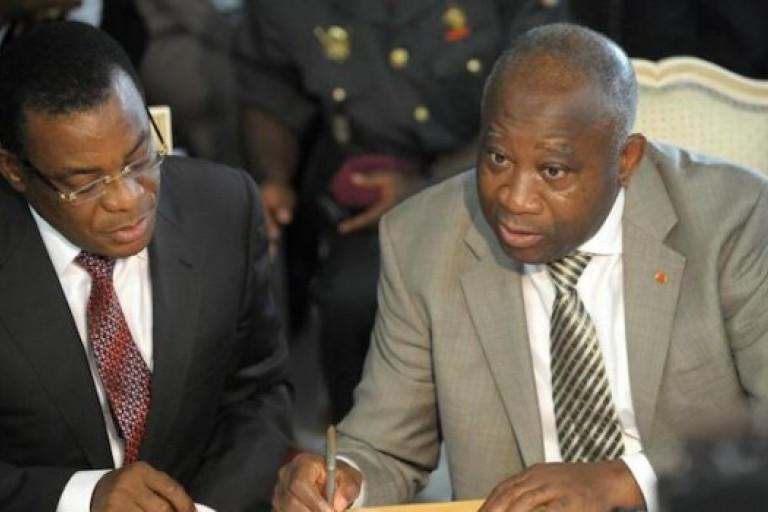 Laurent Gbagbo demande la démission d'Affi N'Guessan