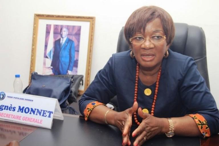 Agnès Monnet dénonce une crise institutionnelle