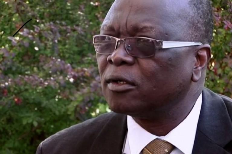 Amadou Vamoulké, toujours en détention