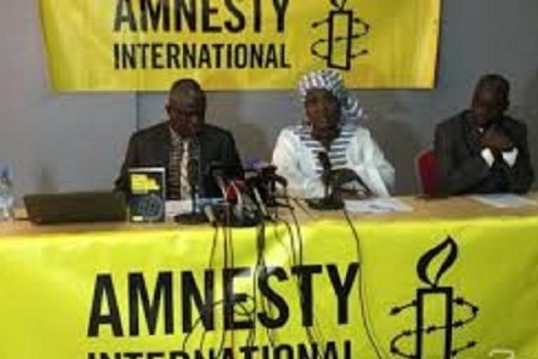 Amnesty International dénonce