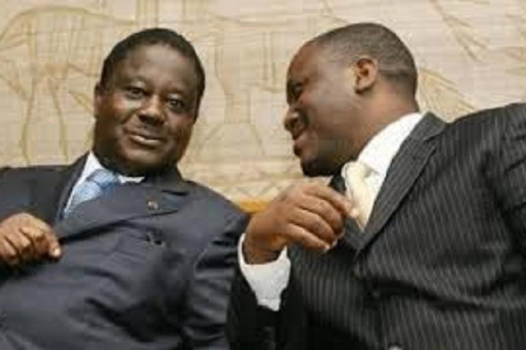 Henri Konan Bédié et Guillaume Kigbafori Soro sont apparemment bien connectés.