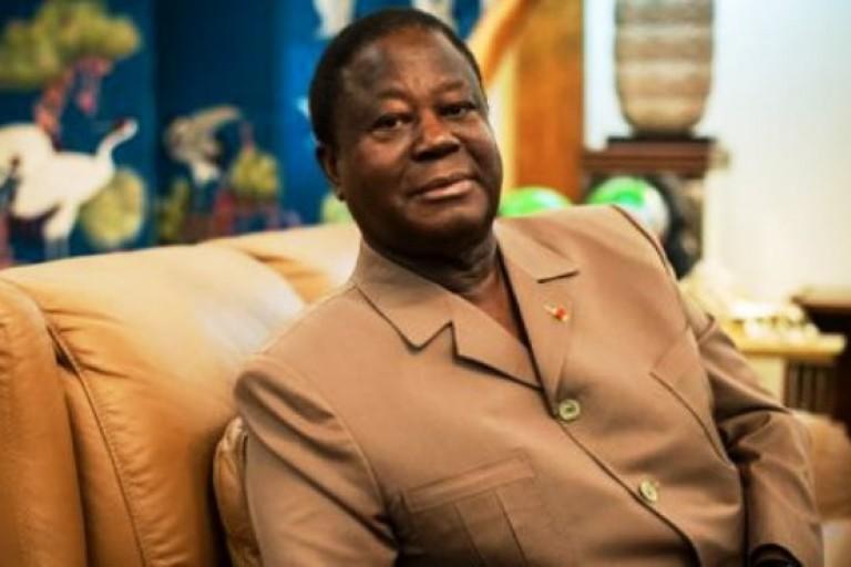 Arrestation manquée d' Henri Konan Bédié à son domicile