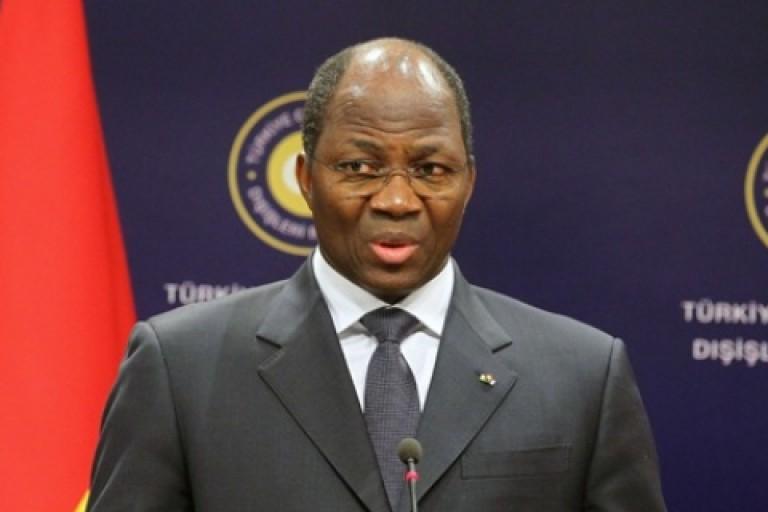 Djibril Bassolé, ex-ministre de Blaise Compaoré