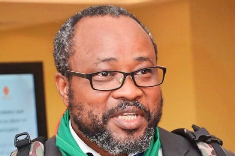 Dr Christophe  Kouamé, totalement engagé contre la corruption en Côte d'Ivoire