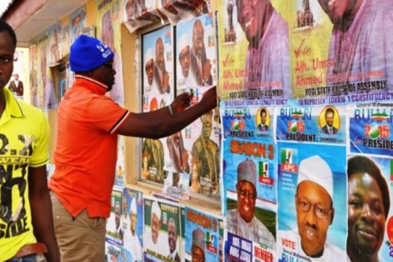La présidentielle nigériane émaillée d'irrégularités