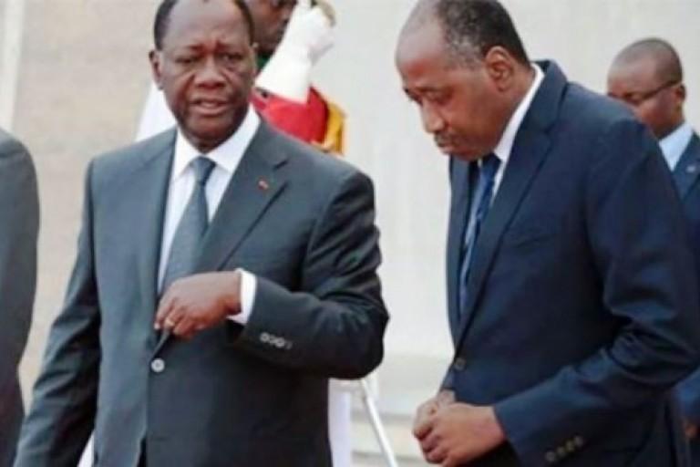 Ouattara exhorte Amadou Gon  Coulibaly