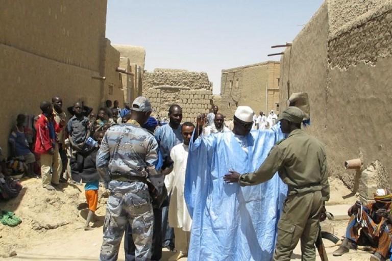 Opération de sécurisation lancée à Bamako