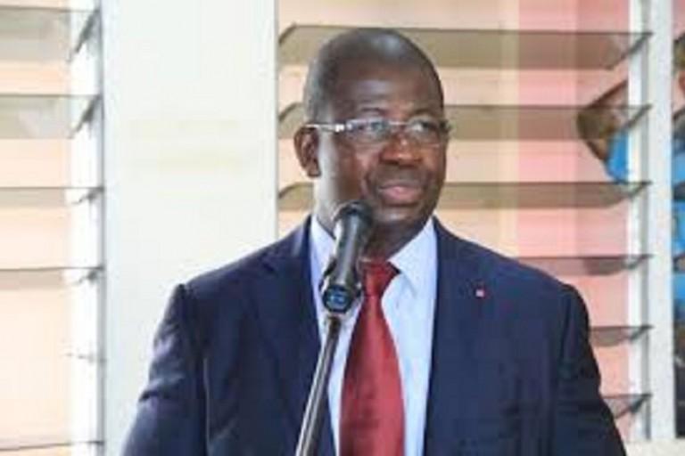 Yacouba Hien Sié, directeur général du port autonome d'Abidjan