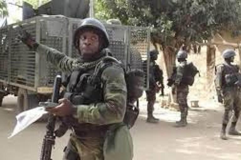 Deuil national au Cameroun en hommage aux militaires tombés au front