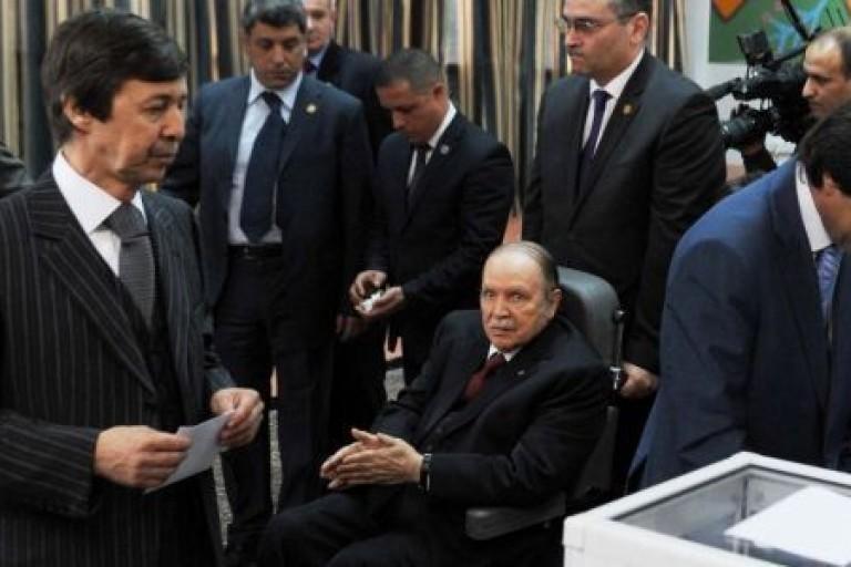 Aucun candidat pour la présidentielle en Algérie