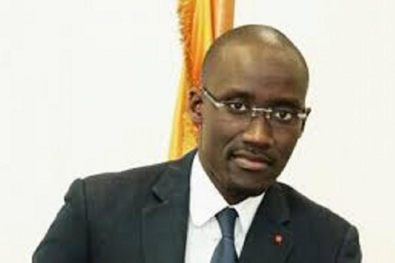 Abdourahame Cissé, ministre de l'énergie