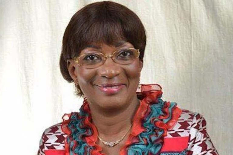 Agnes Monnet quitte le FPI Affi N'Guessan