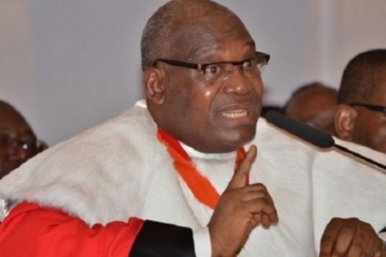 Arsène Néné Bi, président de APDH