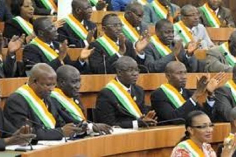 Les députés issus du PDCI