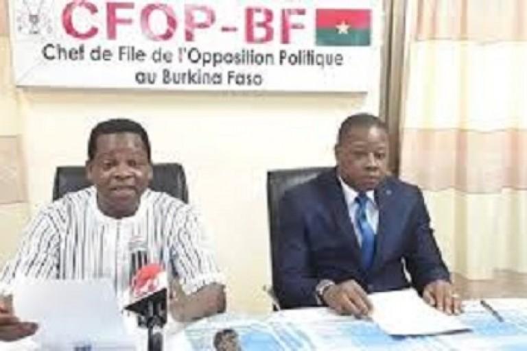 Diabré et Aristide Ouedraogo
