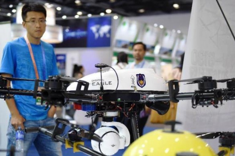 Les drones, les compagnons fidèles des Chinois