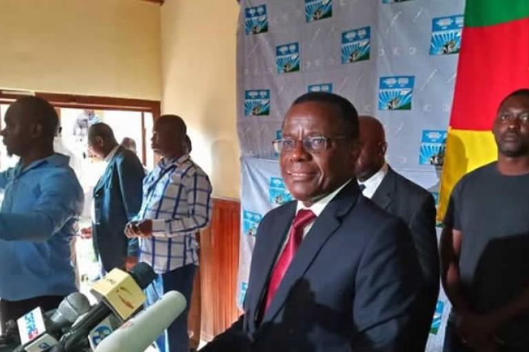 Les militants du MRC rejoignent Maurice Kamto en prison.