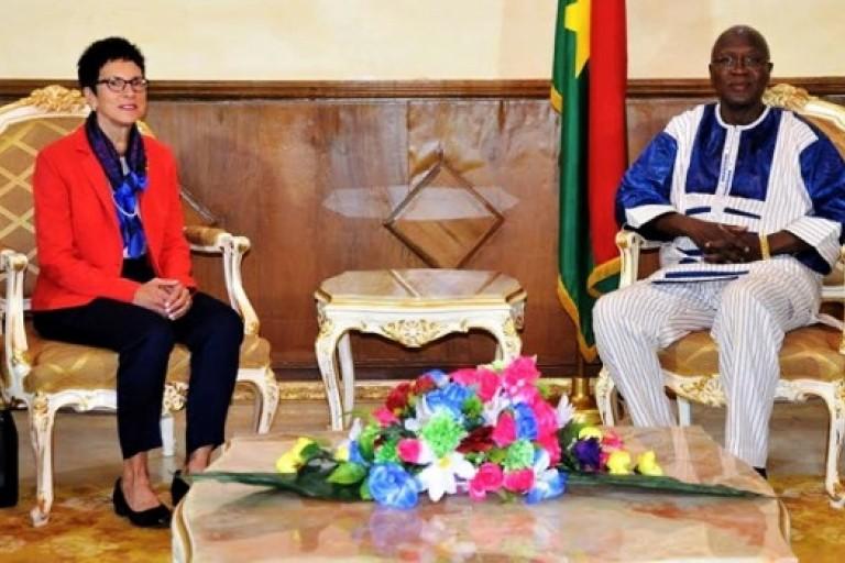 Nations Unies - Burkinabè, une alliance contre le terrorisme