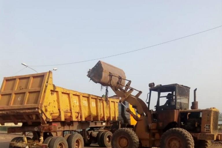 Opération grand ménage à Yamoussoukro