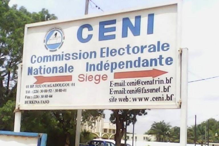 La Ceni prête à organiser le Référendum au Burkina