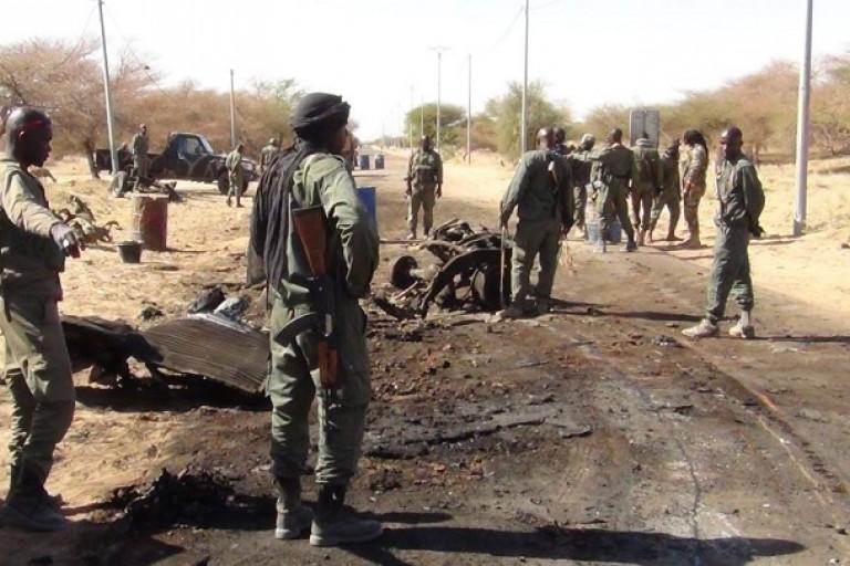 Des soldats maliens tués