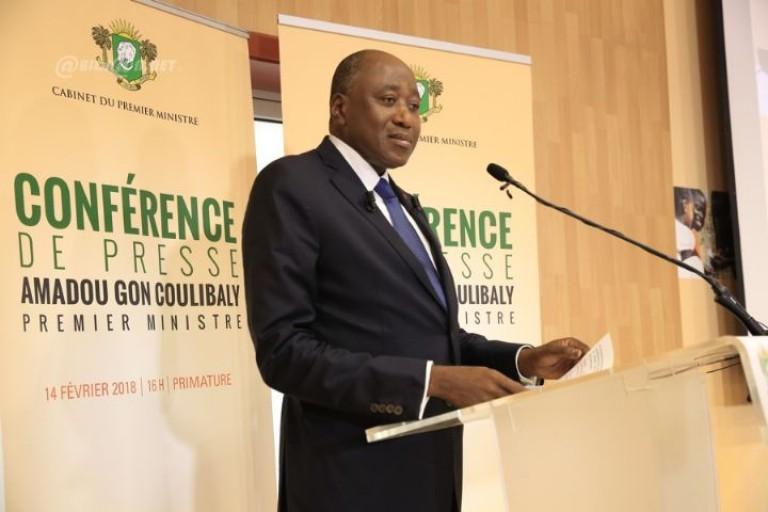 Gouvernement de Côte d'Ivoire, Gon Coulibaly