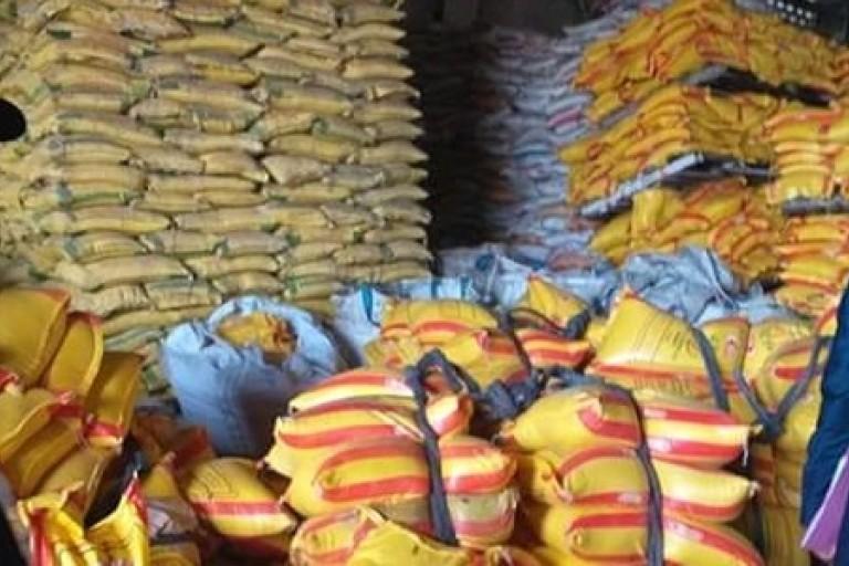 Quand sera détruit le riz avarié?
