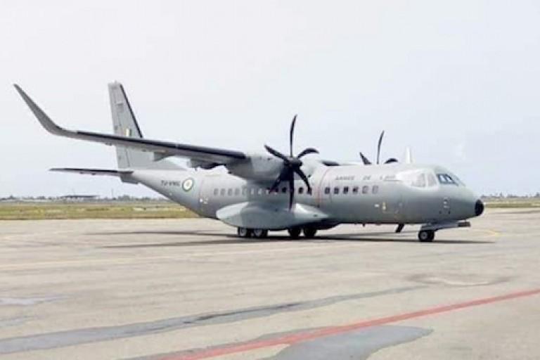CASA C295, Un avion de transport de troupes pour l' armée ivoirienne