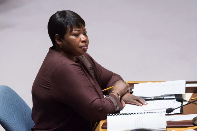 Fatou Bensouda veut faire du dilatoire