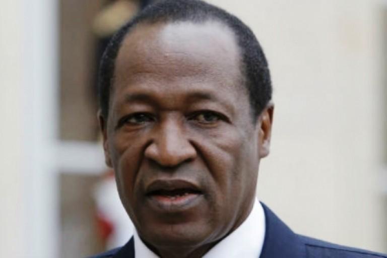 Jihadisme au Faso, Blaise Compaoré s'en défend