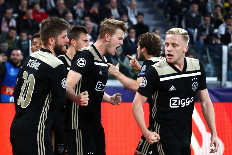 L'Ajax a obtenu son ticket pour les demies-finales de la ligue des champions