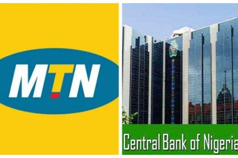 MTN poursuivie par la banque centrle du Nigéria pour non paiement d'impôts