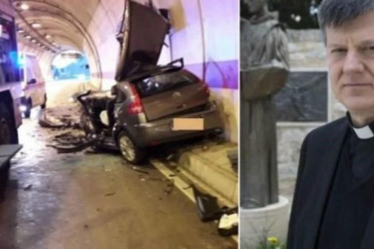 Le Nonce apostolique Ante Jozic victime d'un accident de la circulation
