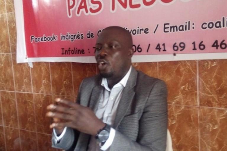Samba David demande la démission de Gon Coulibaly