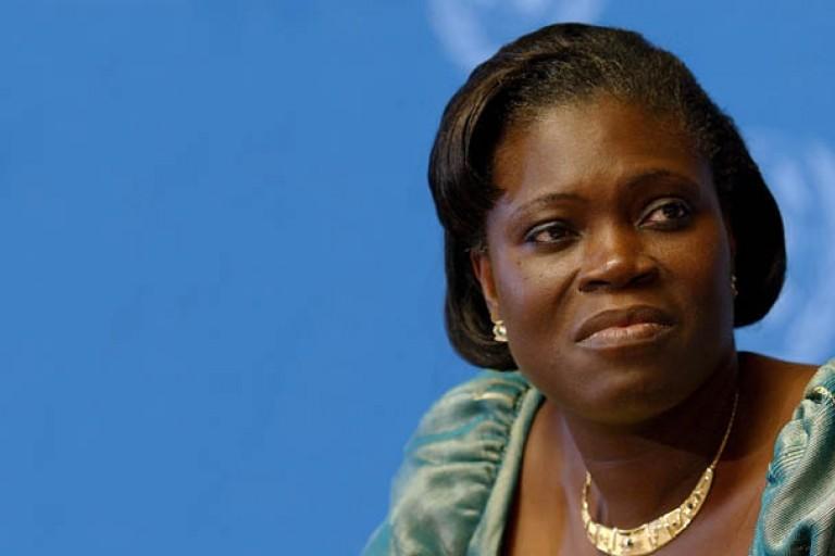 Simone Gbagbo demande aux exilés politiques de rentrer en Côte d'Ivoire