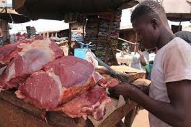 Le gouvernement  annonce la baisse du prix du kilogramme de viande de bœuf