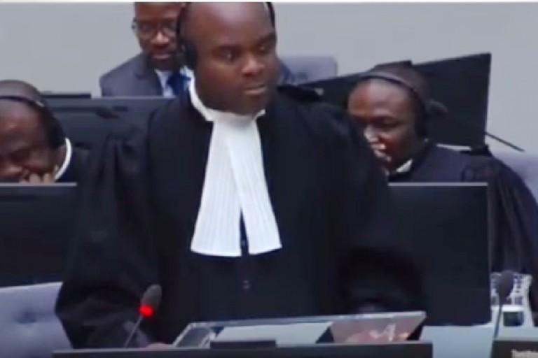 Me Zokou Séri Simplice, avocat du Centrafricain Ngaissona