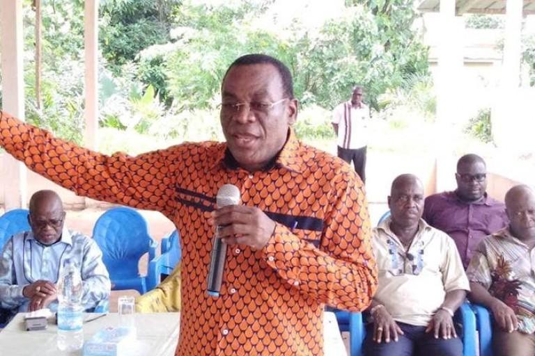 Affi N'Guessan fustige le pouvoir d'Alassane Ouattara