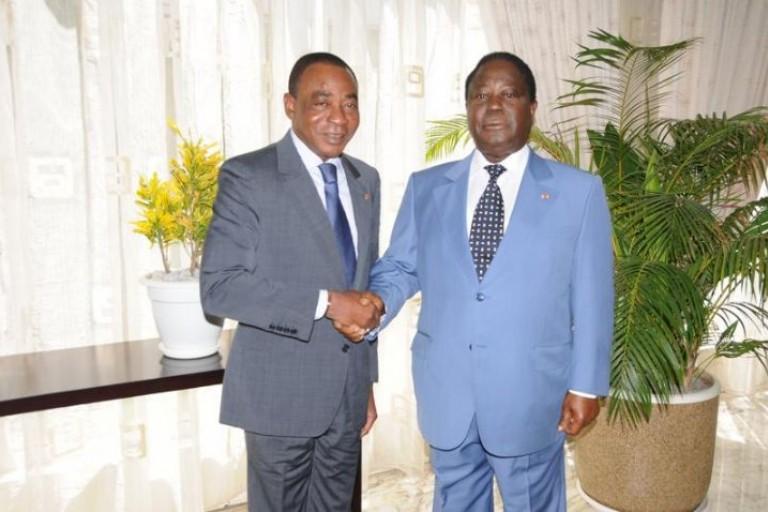 Charles Koffi Diby a quitté le parti d'Henri Konan Bédié
