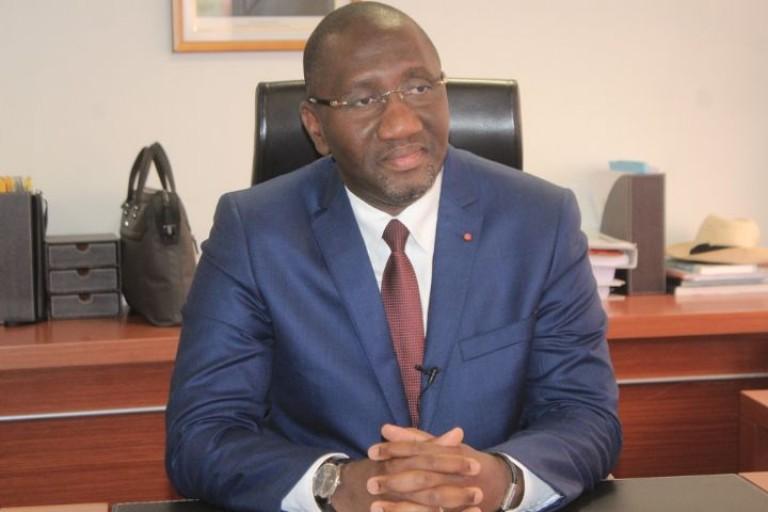Diarrassouba Souleymane, en charge du ministère du Commerce, fait face à une colère des agents
