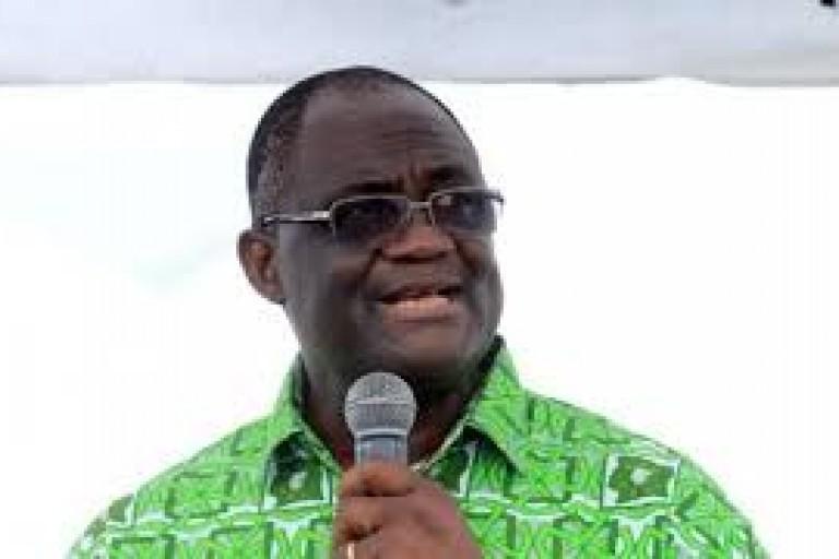 Maurice Kakou Guikahué, secréyaire exécutif du PDCI-RDA
