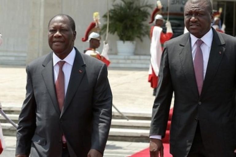 Sérieux candidat à la succession du président Ouattara , contrairement au timide Gon Coulibaly