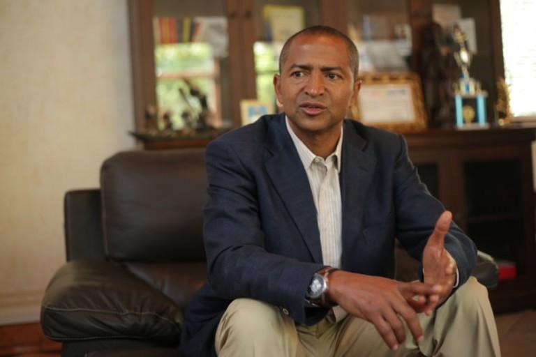 Moïse Katumbi bloqué en Afrique du sud
