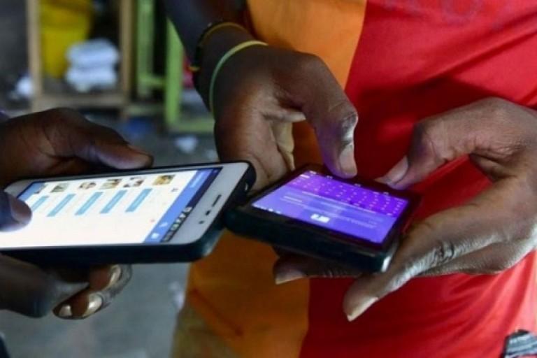la téléphonie mobile en Afrique de l'ouest en forte croissance