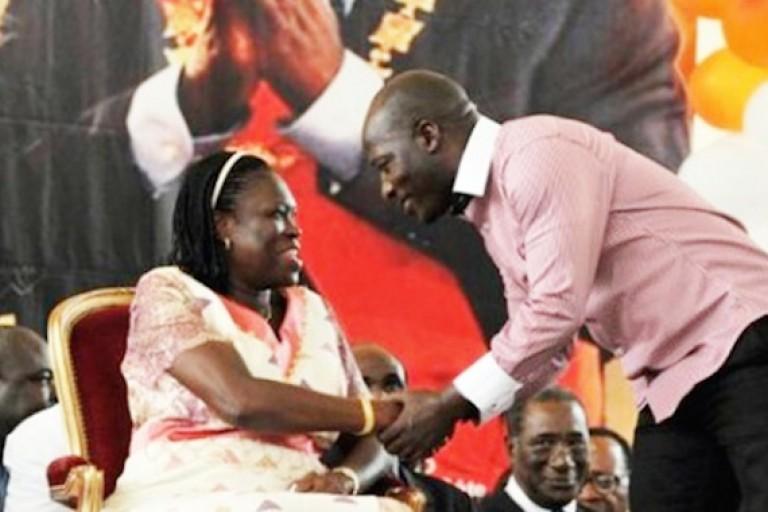 Blé Goudé célèbre Simone Gbagbo
