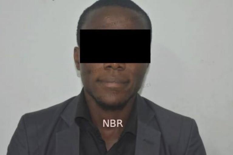 Cybercriminalité, épinglé après le retrait d'un chèque volé