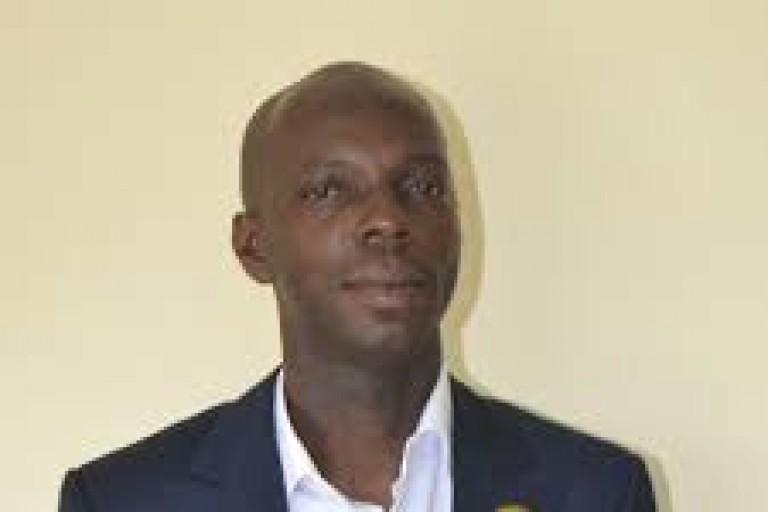 Jean Marc Kouassi, maire de Béoumi