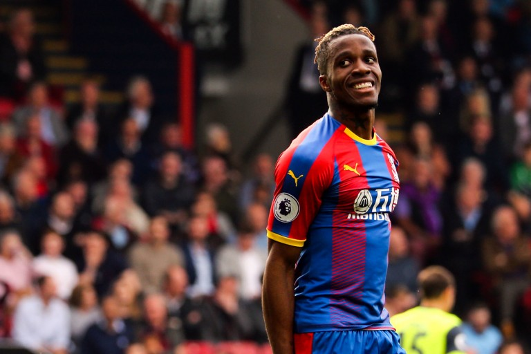 Wilfried Zaha veut quitter Crystal Palace