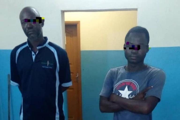 A Abobo, deux violeurs ont été mis aux arrêts